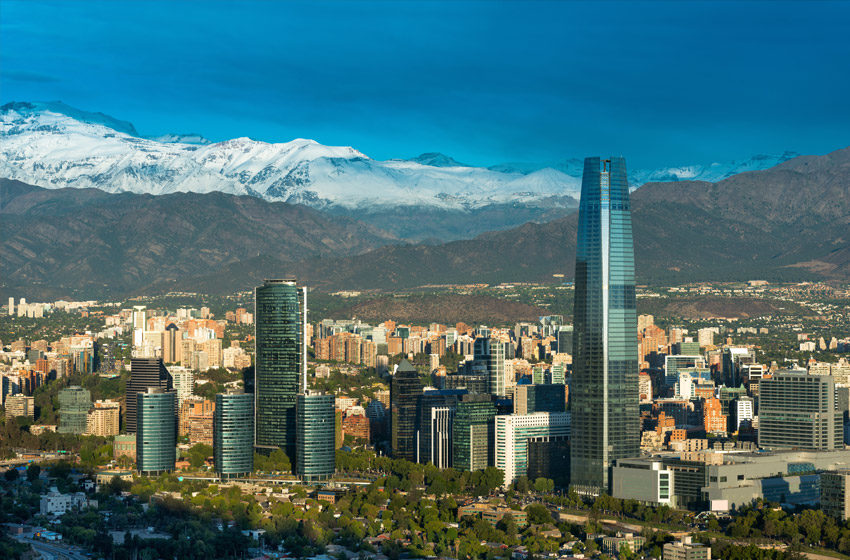 SANTIAGO-DU-CHILI